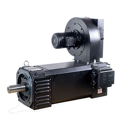 AC Induction Servo Motor: SA Series