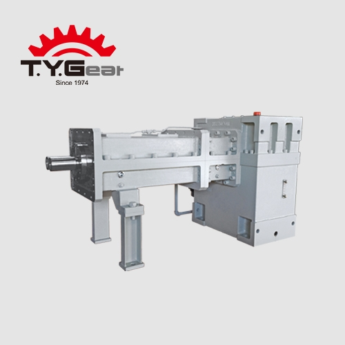 Co Rotating Type - Twin Screw Extruder
