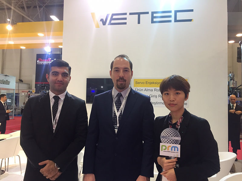 Interview with Wetec