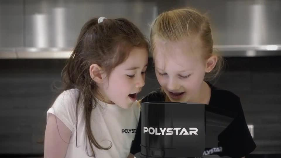POLYSTAR Simplest Recycling Machine
