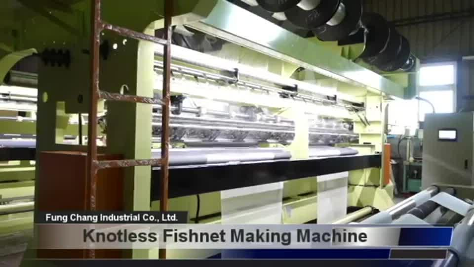 Knotless Fishnet Making Machine-SR-KF
